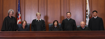 The California Supreme Court